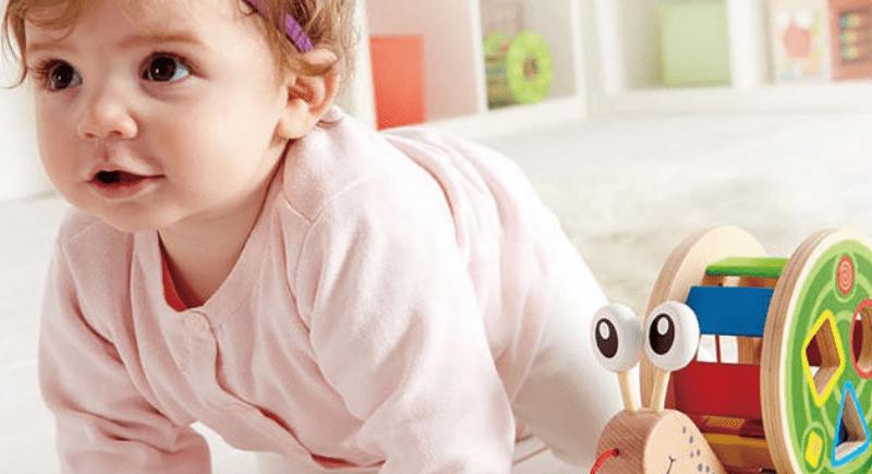 Los juguetes para bebés un bien necesario