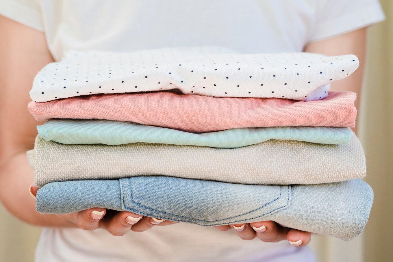 Elimina las arrugas de tu ropa sin usar plancha
