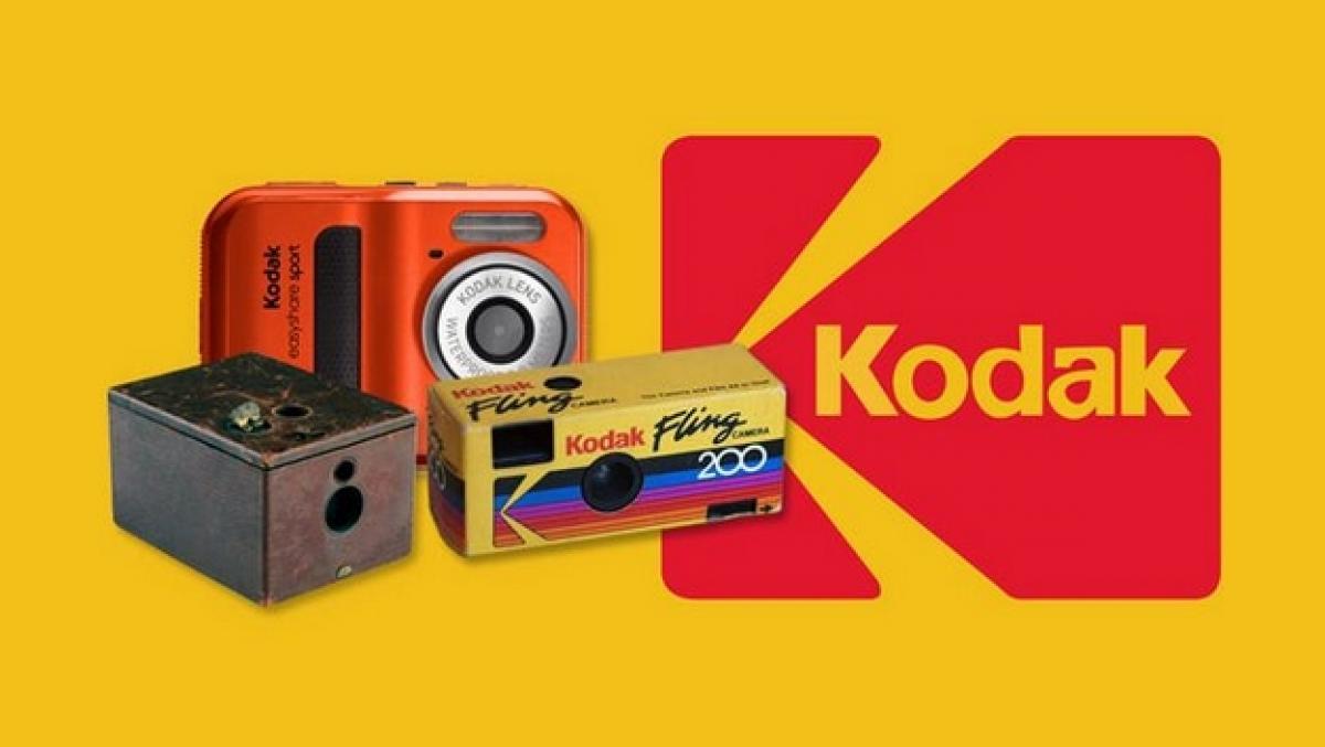 Cámara digital Kodak un gran monopolio