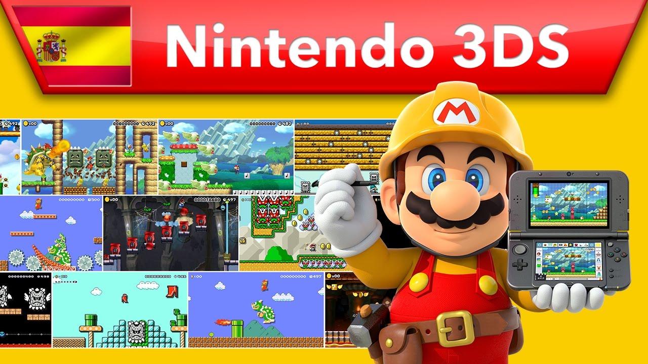 ¿Qué esperas para conocer la consola 3DS?