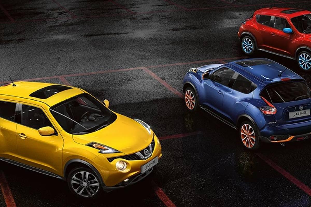 Elige el color correcto de tu automóvil