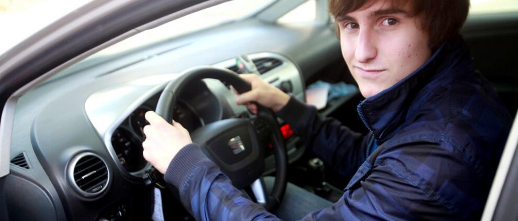 Conductores jóvenes en 2020