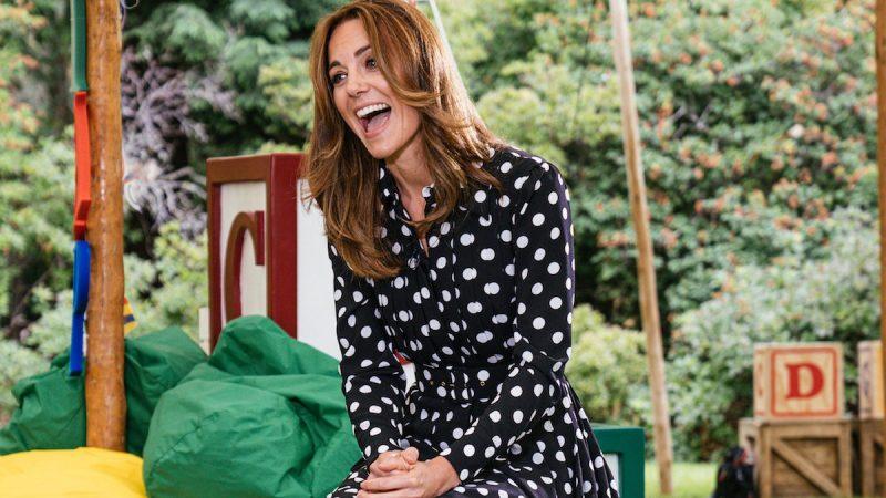 Kate Middleton y su nuevo corto despúes de la cuarentena 2020
