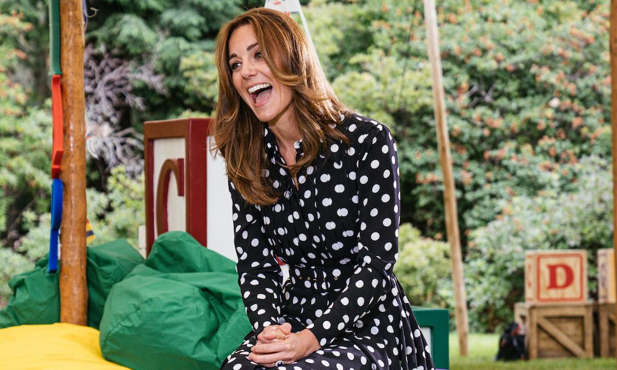 El nuevo cabello de Kate Middleton eque reconquisto a la prensa