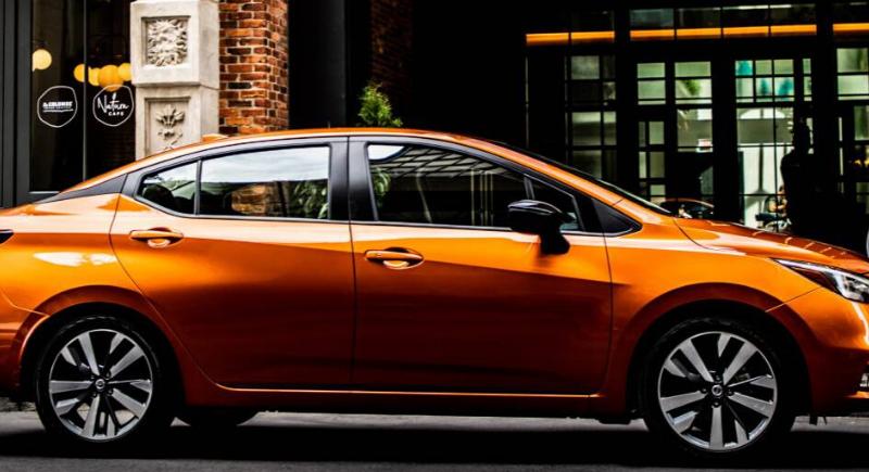 Nissan Versa 2020 Lo nuevo