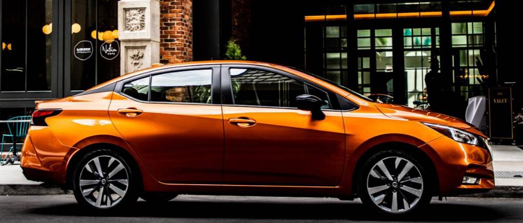 Nissan Versa 2020: Lo nuevo