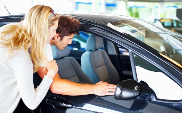 Comprar un auto nuevo