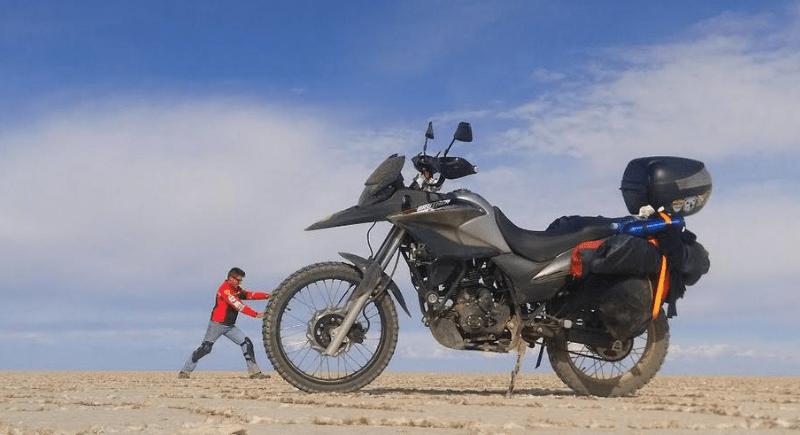 Un viaje por carretera con seguro