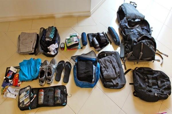 Mochila para equipaje