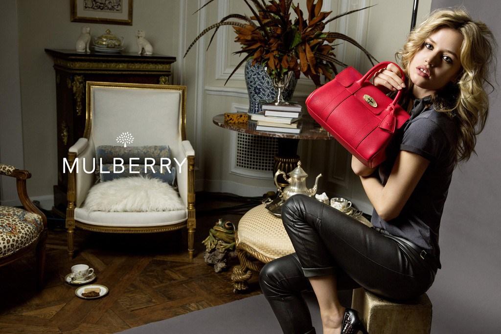 Colección de Bolsas Red de Mulberry