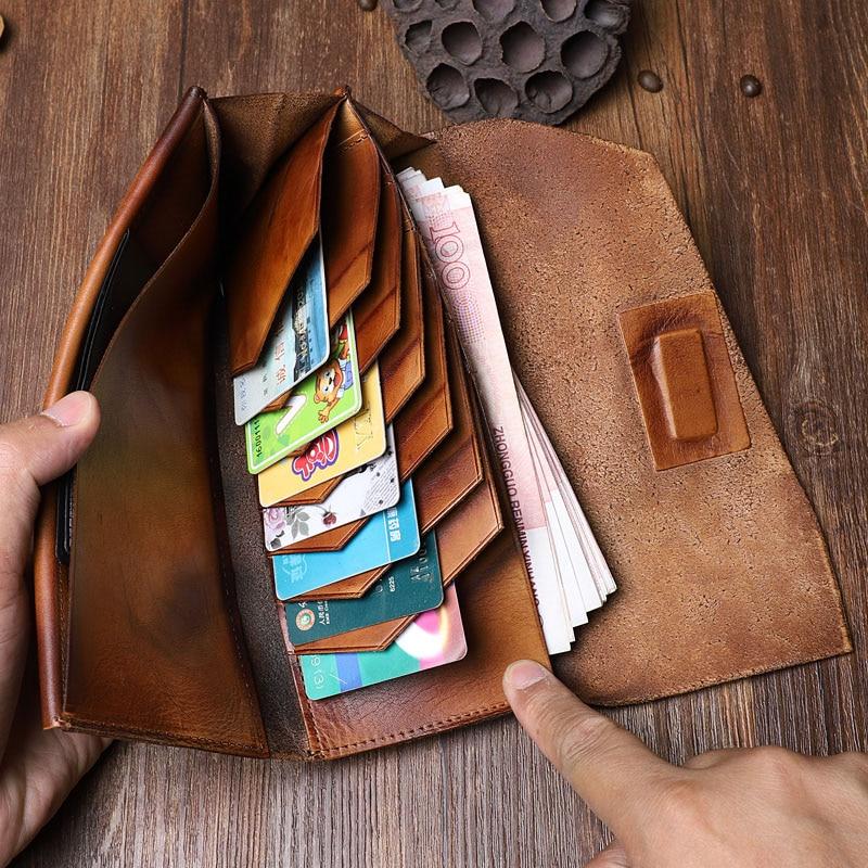 La cartera es un accesorios importante