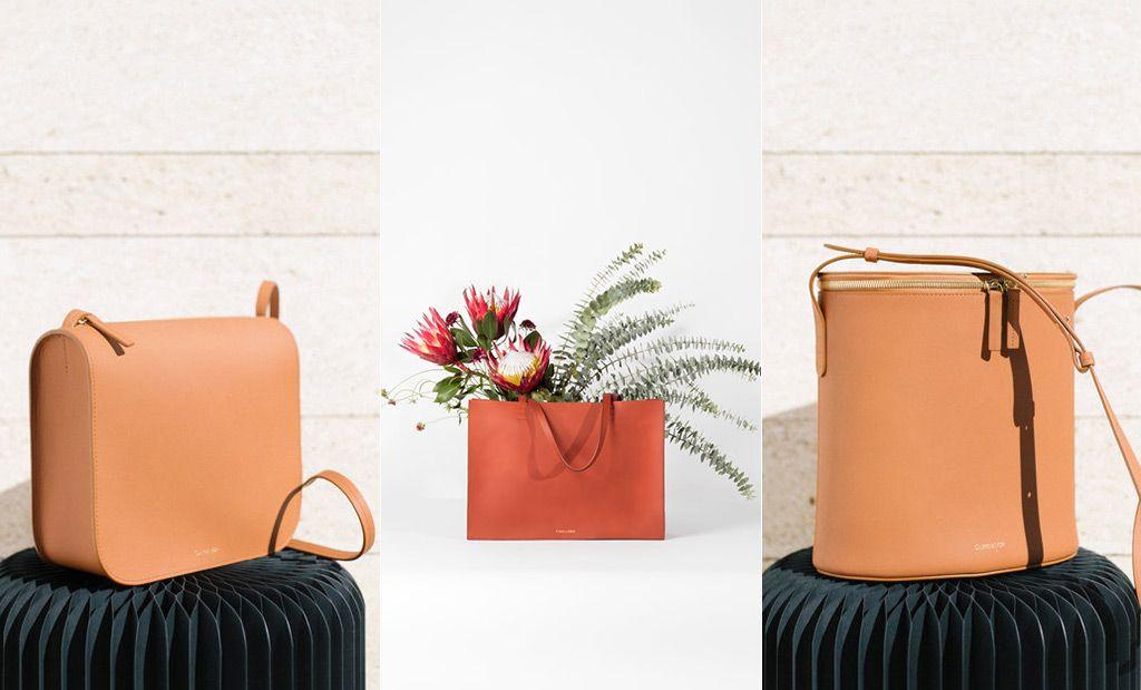 Mansur Gavriel diseños de bolsos