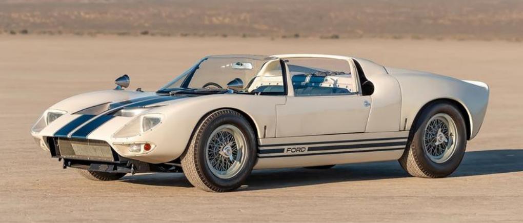 Conoce los autos legendarios de carreras