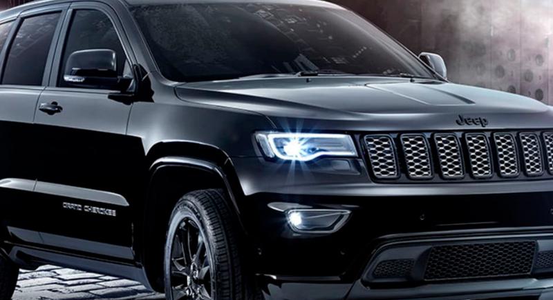 Grand Cherokee Lo mejor de la Jeep