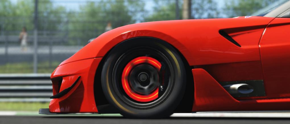 La mejor tecnología en autos de carrera