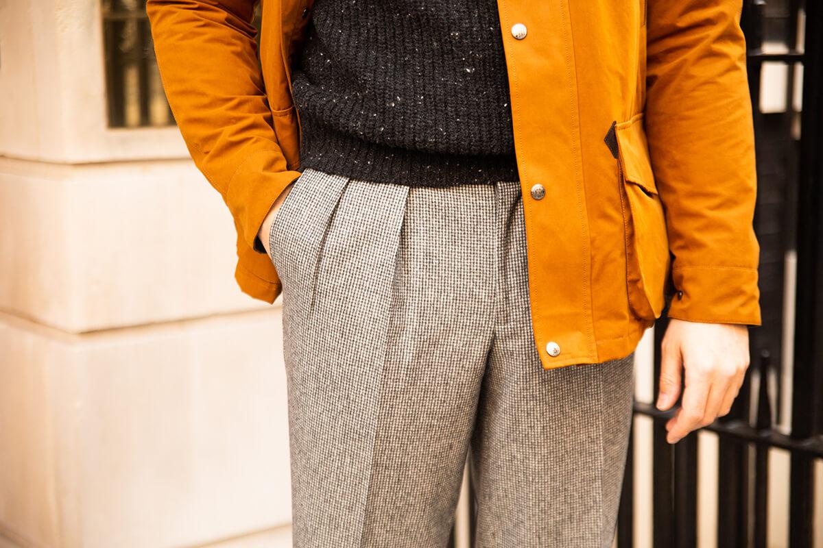 Una guía experta para encontrar, diseñar y mantener pantalones a medida: Kit Blake