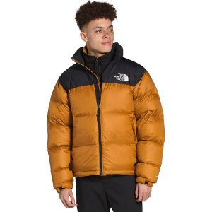 The North Face '1996 Retro Nuptse' amarillo