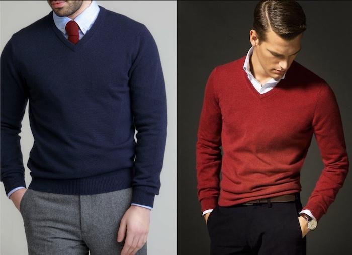 Cómo elegir un suéter de vestir