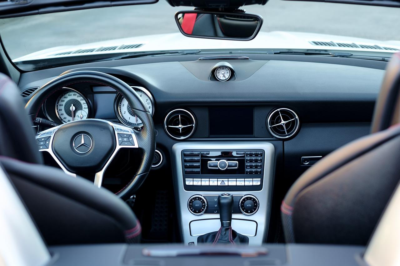 automóviles con sensores nuevos