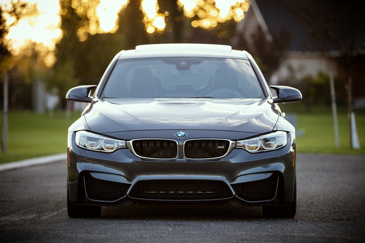 BMW con sistema iDrive incluido