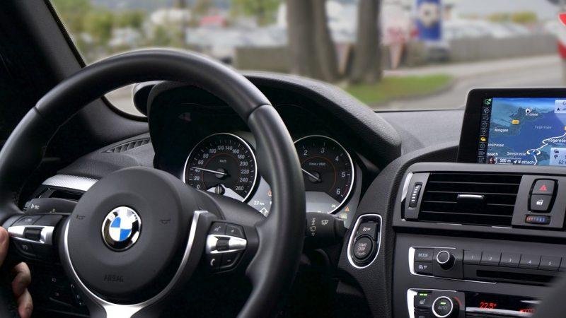 Sistema iDrive de BMW 2021