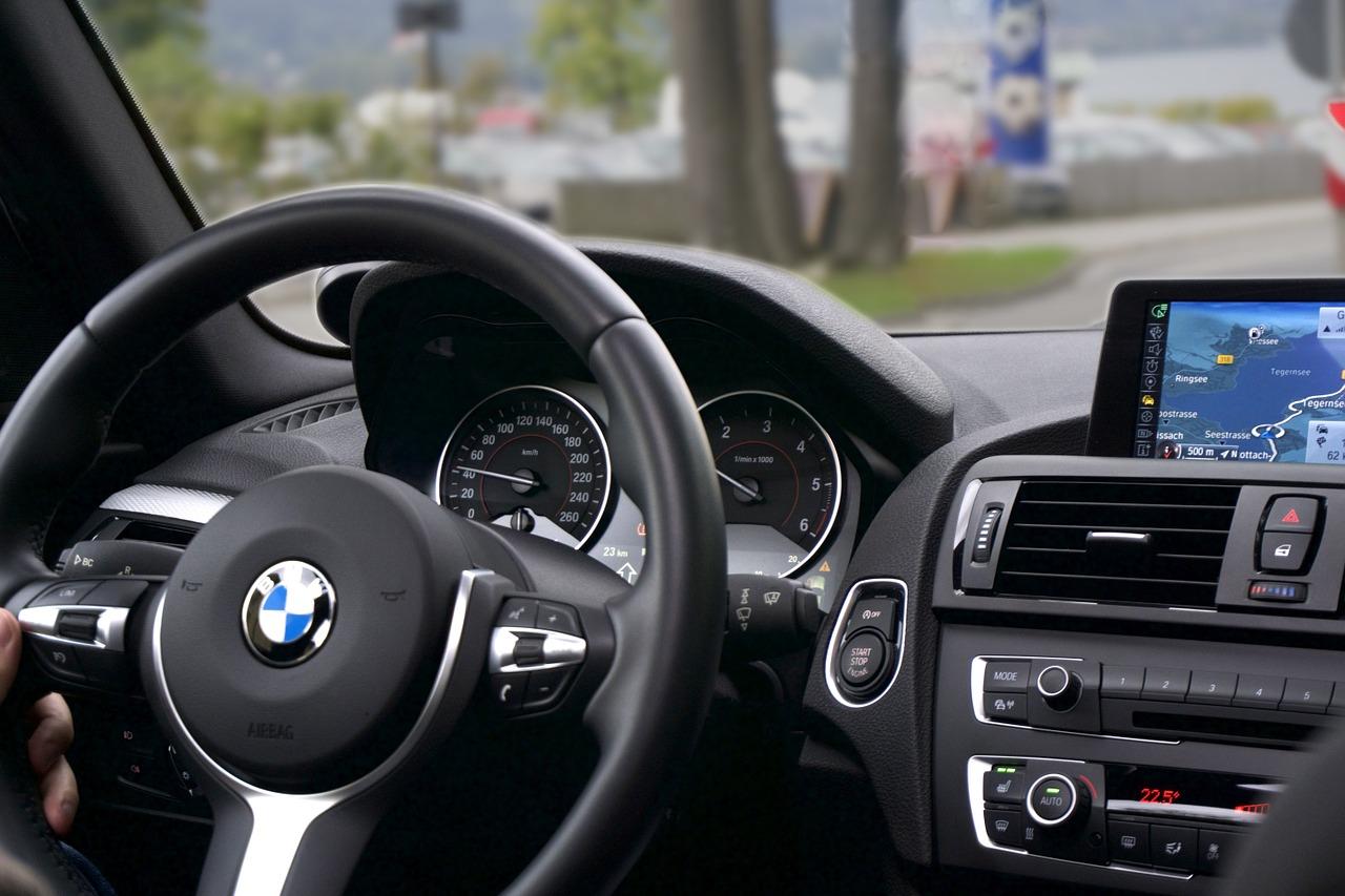 Sistema iDrive de BMW: su funcionamiento
