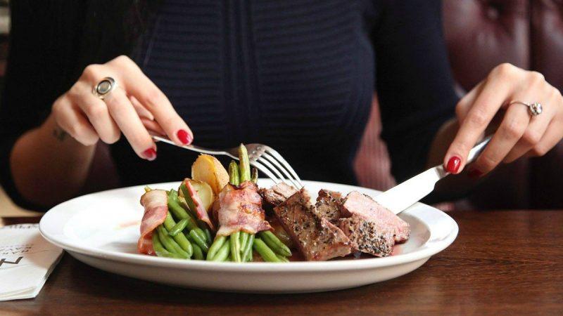 Mi cuerpo y las proteínas