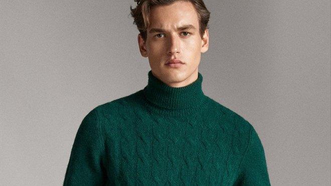 Estos elegantes suéteres de invierno