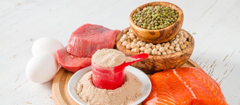 Suplementos de aminoácidos (BCAA)