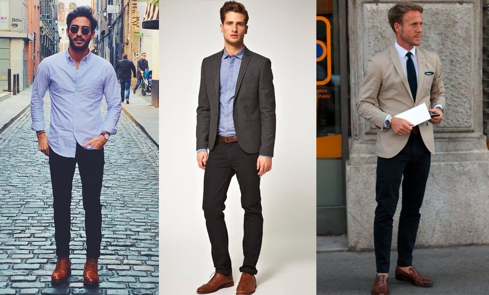 El mejor material de pantalones de vestir