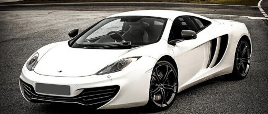 Auto Blanco