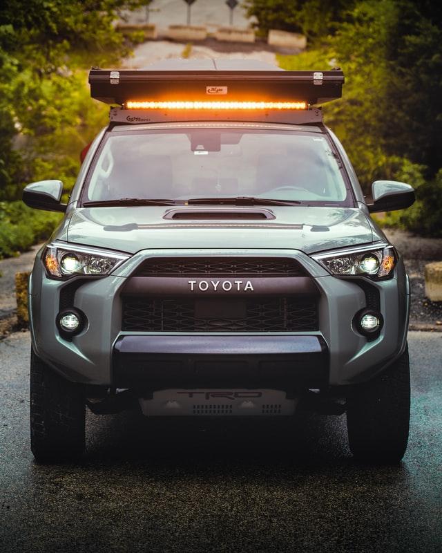Tecnología Toyota 2021