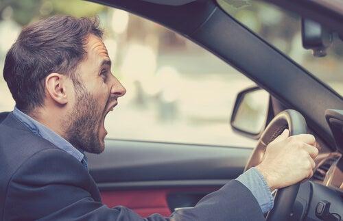 conductores agresivos