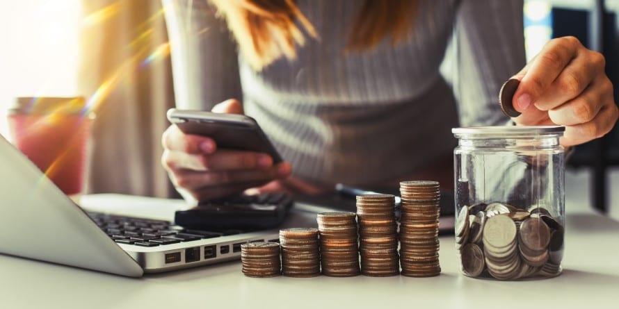 Logra tus objetivos financieros mensualmente