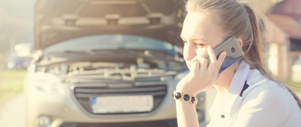 ¿Qué hacer si tienes un accidente de auto?