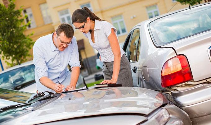 acceder al seguro por un accidente de auto