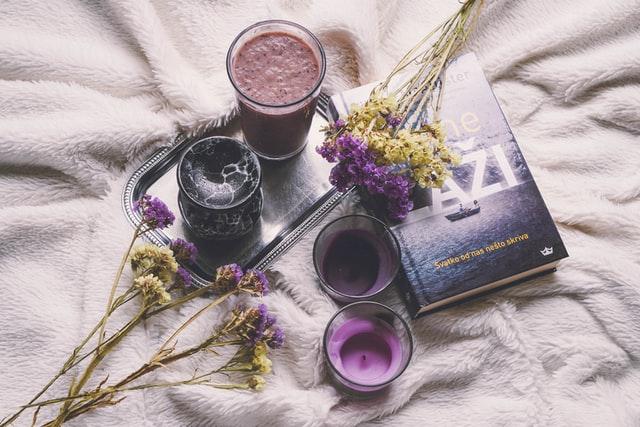 Los beneficios de las velas aromáticas