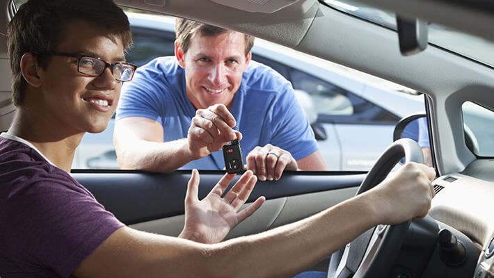 conducción para principiantes