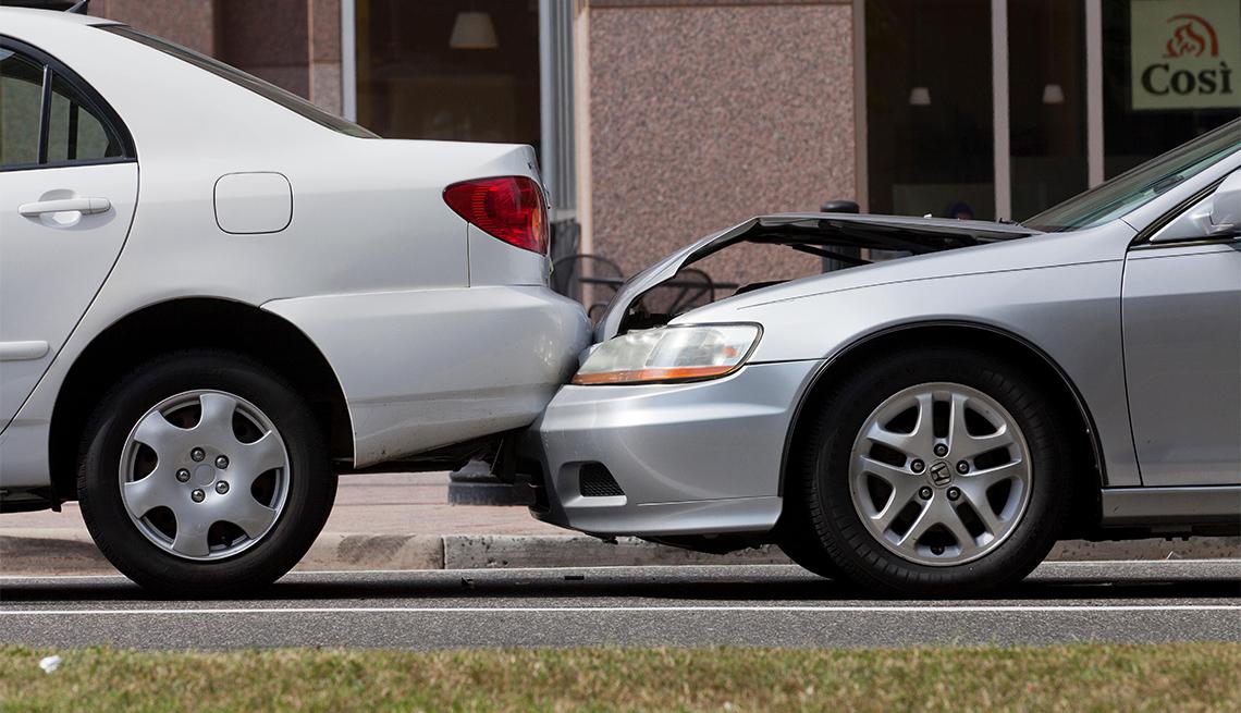 choque de auto y seguro